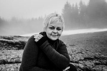 Behind the Scenes-Kerstin Fuchsjäger-Fotografin Sabine Kneidinger